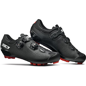 Sidi MTB Eagle 10 Shoes Men, black/black
